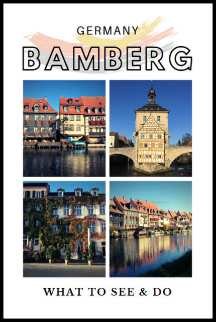 Bamberg Germany what to see and do