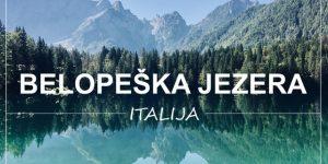BELOPEŠKA JEZERA, Italija | enodnevni izlet