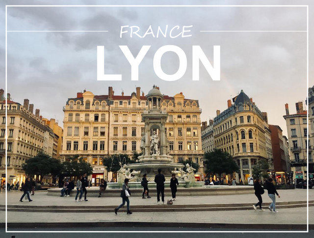 Lyon France what to see and do in 1 day