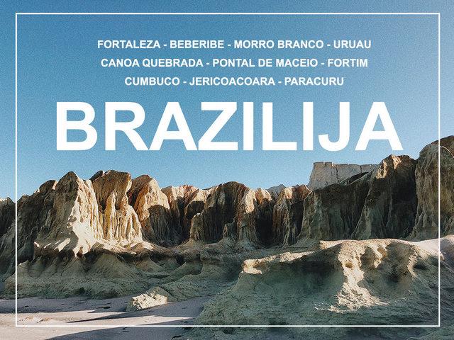 BRAZILIJA potovanje potopis