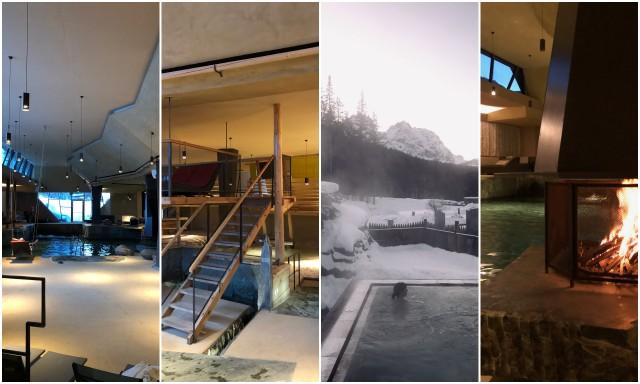 Caravan park Sexten wellness Dolomiti Italy Italija