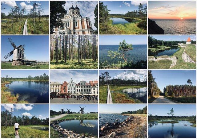 Estonija potopis potovanje Estonia road trip