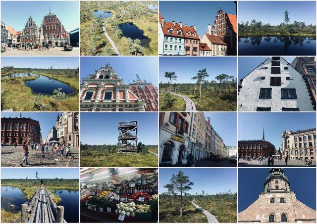 Latvija potopis potovanje Latvia road trip