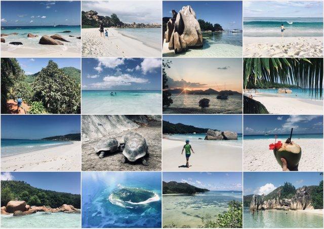 Sejšeli potopis potovanje Seychelles