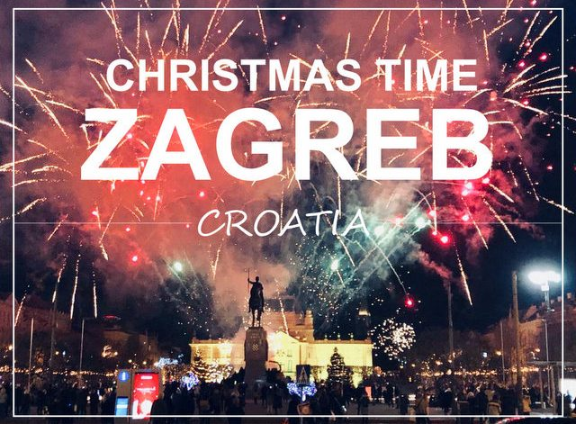 cHRISTMAS TIME zAGREB