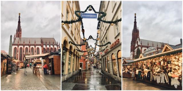 Würzburg Germany romantic road romantična cesta Nemčija