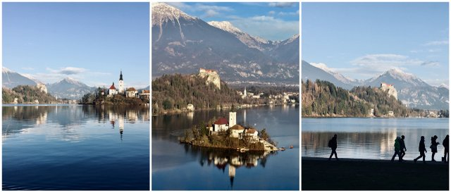 Bled Slovenia 1 week itinerary
