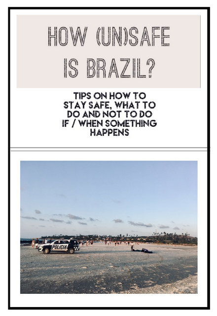 How (un)safe is Brazi_tips for staying safe