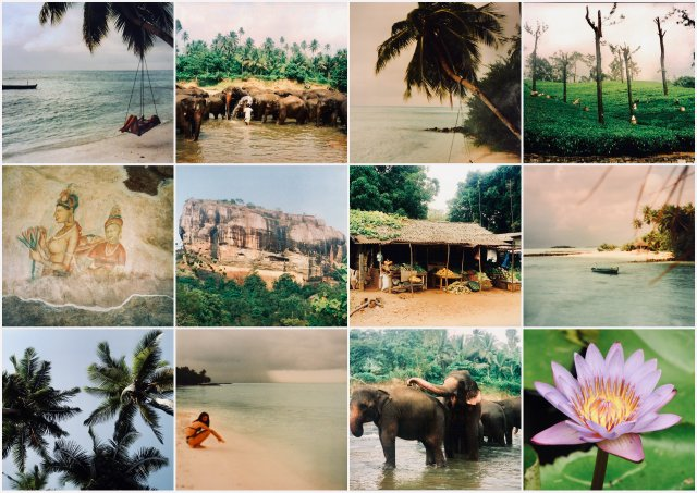 sri lanka maldivi potovanje