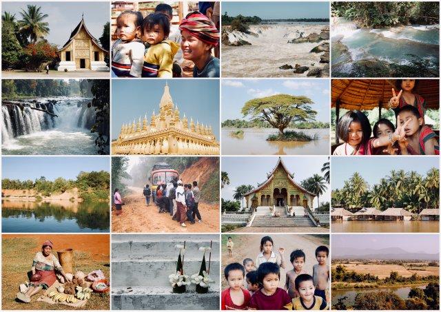 laos potovanje