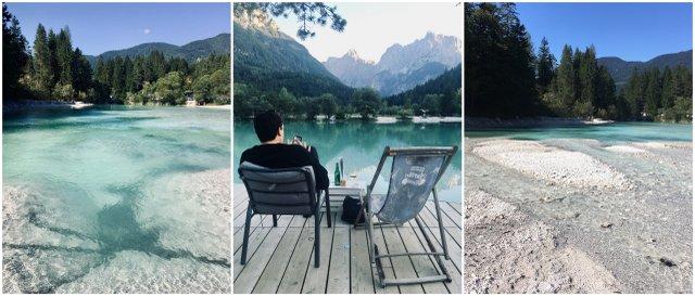 Jasna Lake Kranjska Gora Slovenia 1 week itinerary
