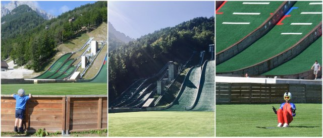 Planica Slovenia 1 week itinerary