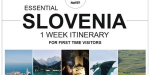 SLOVENIA | 1 week self drive itinerary