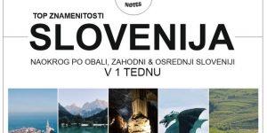 SLOVENIJA | 1 teden road trip krožno potovanje