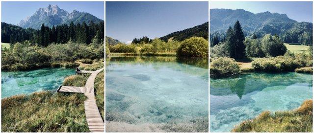 Zelenci Slovenia 1 week itinerary