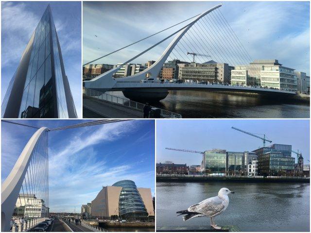 Dublin Docklands Ireland Irska