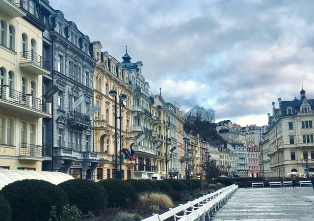 Czech Republic Karlovy Vary Karlsbad in 1 day what to see and do