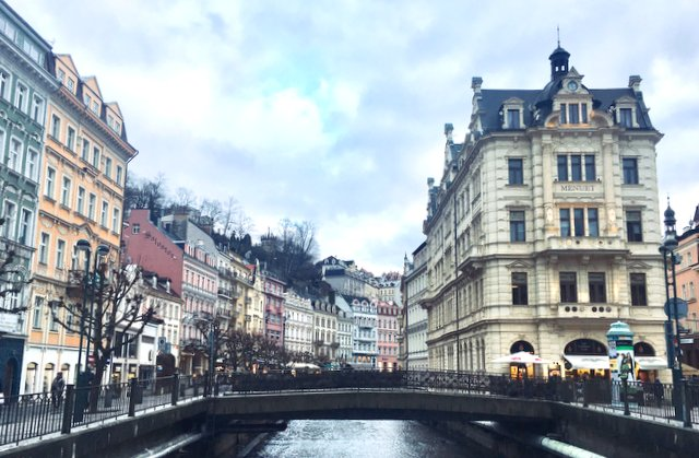 Karlovy Vary Carlsbad Czech republic what to see and do
