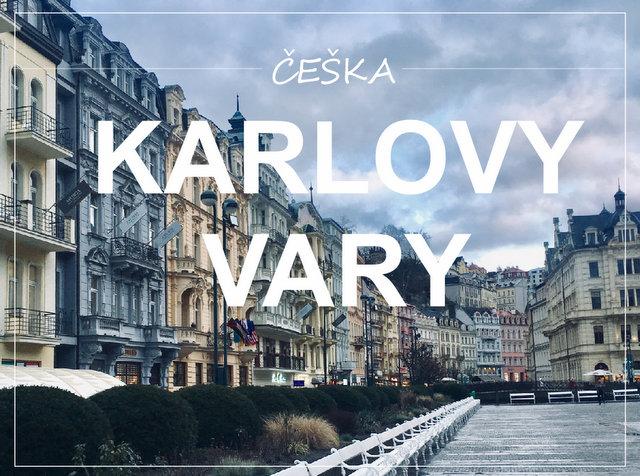 Karlovy Vary Ceska kaj videti in poceti
