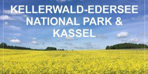 KELLERWALD – EDERSEE NATIONAL PARK & KASSEL, Germany | short camping trip
