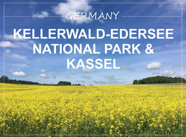 Kellerwald Edersee national park Germany what to see and do