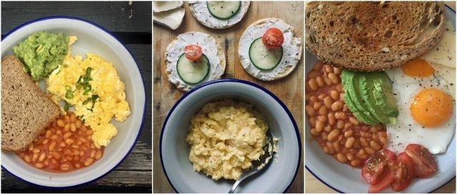 Vanlife recipes eggs breakfast zajtrk jajca kamp kuhinja