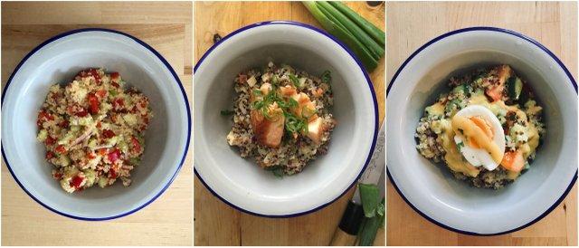 Vanlife kitchen couscous kamp kuhinja kuskus