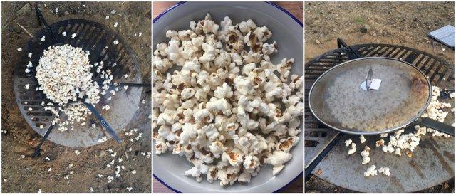 vanlife camp kitchen popcorn pokovka kamp kuhinja