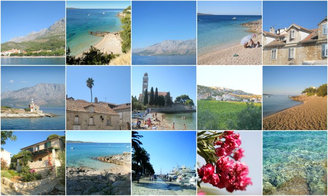 Hvar Croatia Dalmatia Dalmacija Hrvaska otoki