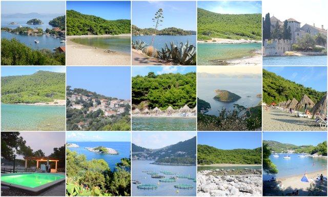 Mljet Dalmatia Croatia islands Dalmacija otoki Hrvaska