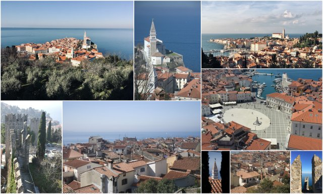 Piran slovenska obala slovenian coast waht to see and do kaj videti in početi