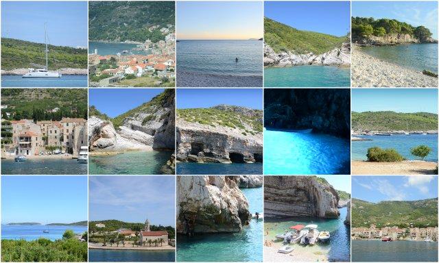 Vis Hrvaska roatia Dalmatian islands Dalmacija otoki