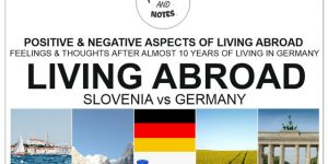 MOVING & LIVING ABROAD | positive and negative sides of living in Germany