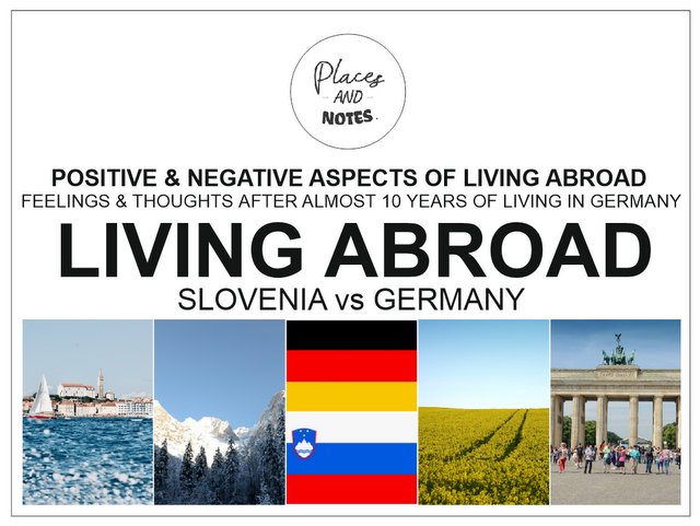Living and moving abroad positive and negative sides Germany expat