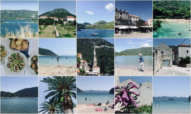 Pelješac peninsula Croatia Dalmatian islands Dalmacija Hrvaška
