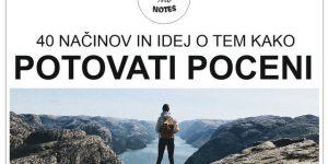 KAKO POTOVATI POCENI | 40 načinov in idej