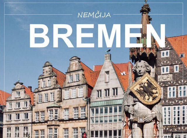 Bremen Nemčija kaj videti in početi vikend izlet po sevrni Nemčiji