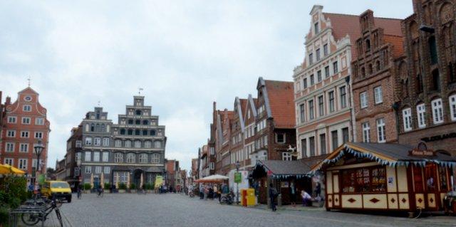 Am Sande Lüneburg Germany Nemcija kaj videti in poceti