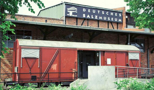 Deutsches Salzmuseum Germany Luneburg Nemcija muzej soli Salt museum