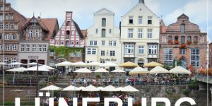 LÜNEBURG, Germany | weekend trip or a day trip form Hamburg