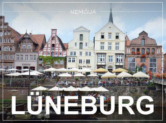 Lüneburg Nemčija vikend izlet kaj videti in početi