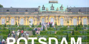 POTSDAM, Nemčija   vikend izlet ali dnevni izlet iz Berlina
