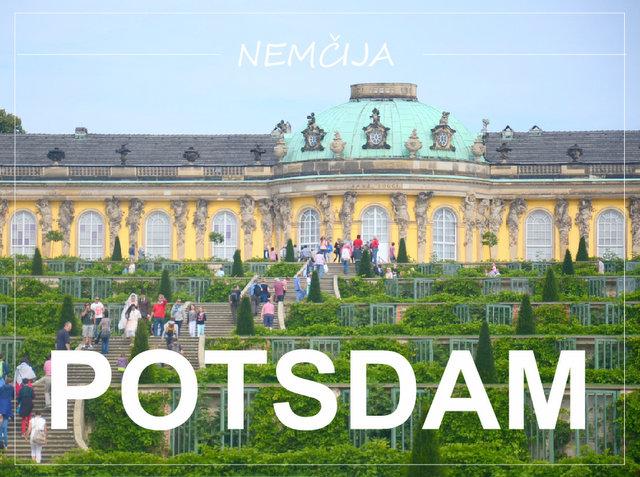 Potsdam Nemčija dnevni izlet iz Berlina vikend izlet Kaj videti in početi v Potsdamu