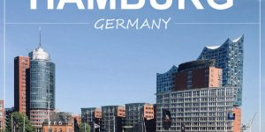 HAMBURG, Germany | weekend trip to German 2nd largest city