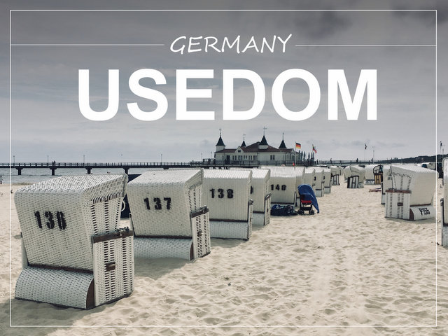 Usedom island Germany what to see and do