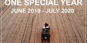 One special GAP YEAR | June 2019 – July 2020