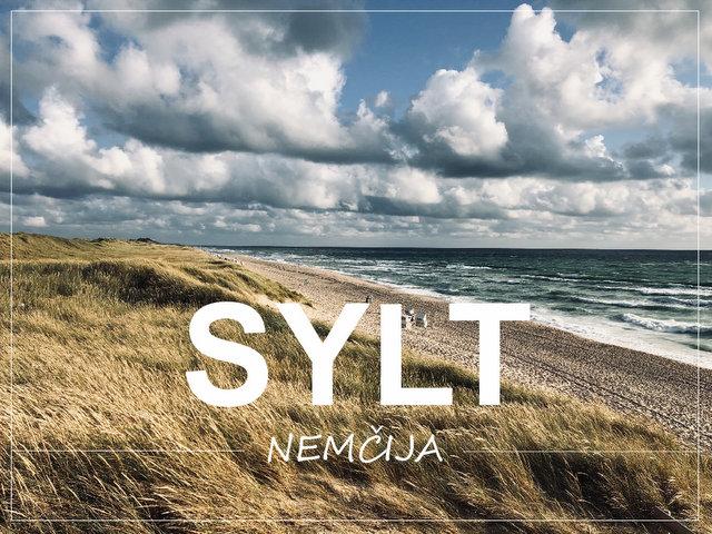 otok Sylt Nemčija kaj videti in početi