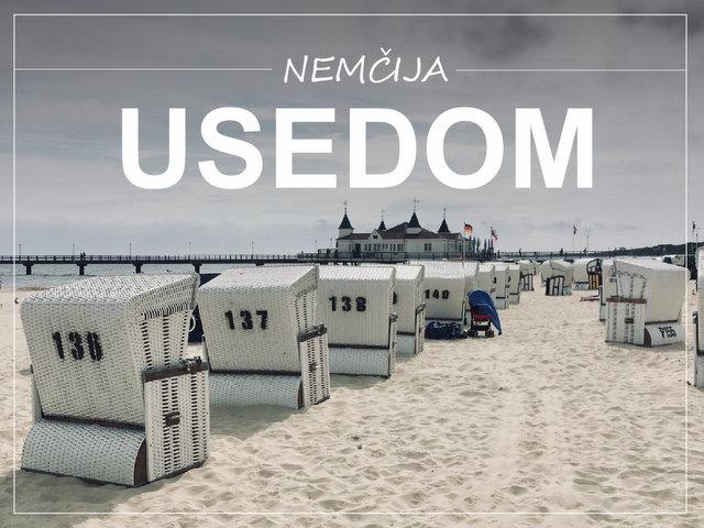 otok Usedom Nemčija kaj videti in početi