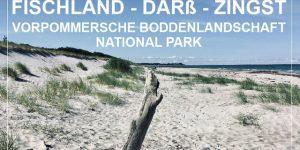 VORPOMMERSCHE BODDENLANDSCHAFT NARODNI PARK, Nemčija | polotok Fischland – Darß – Zingst, otok Hidensee in otok Rügen