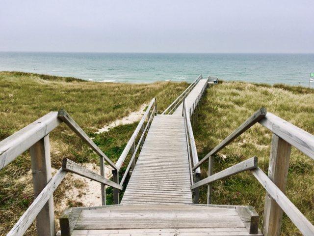 Rantum beach Sylt Germany Nemcija